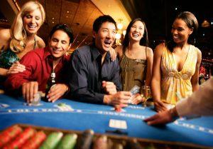 Eerste keer gokken