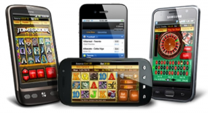 Mobiele casino's iphone's